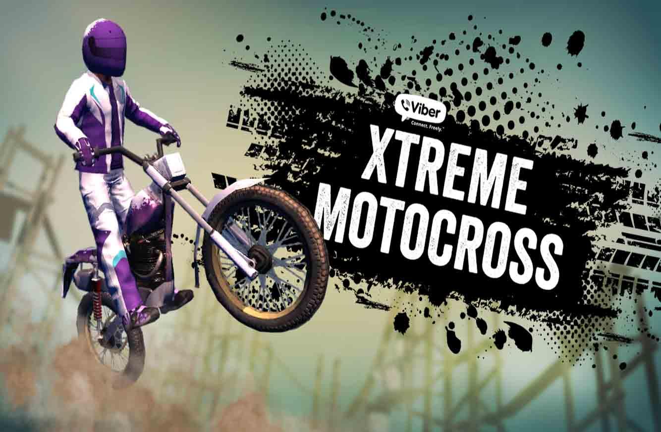 Viber Xtreme Motocross v1.1 APK + DATA ~ GETPCGAMESET