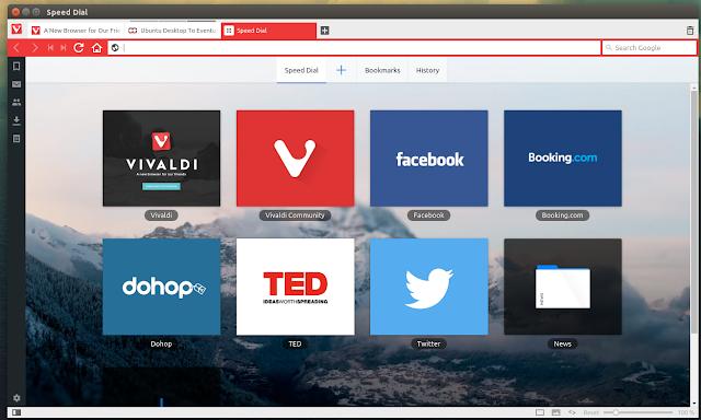 4 Browser Mumpuni dengan Speed Tercepat