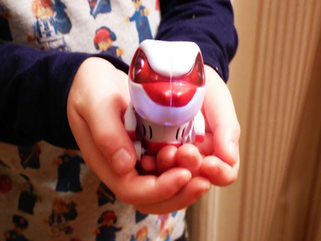 robotic toys, micro pets