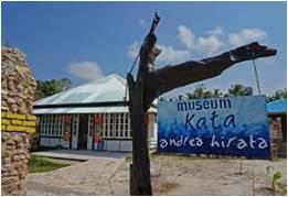 Paket Tour Open Trip Belitung - Museum Kata Andrea Hirata
