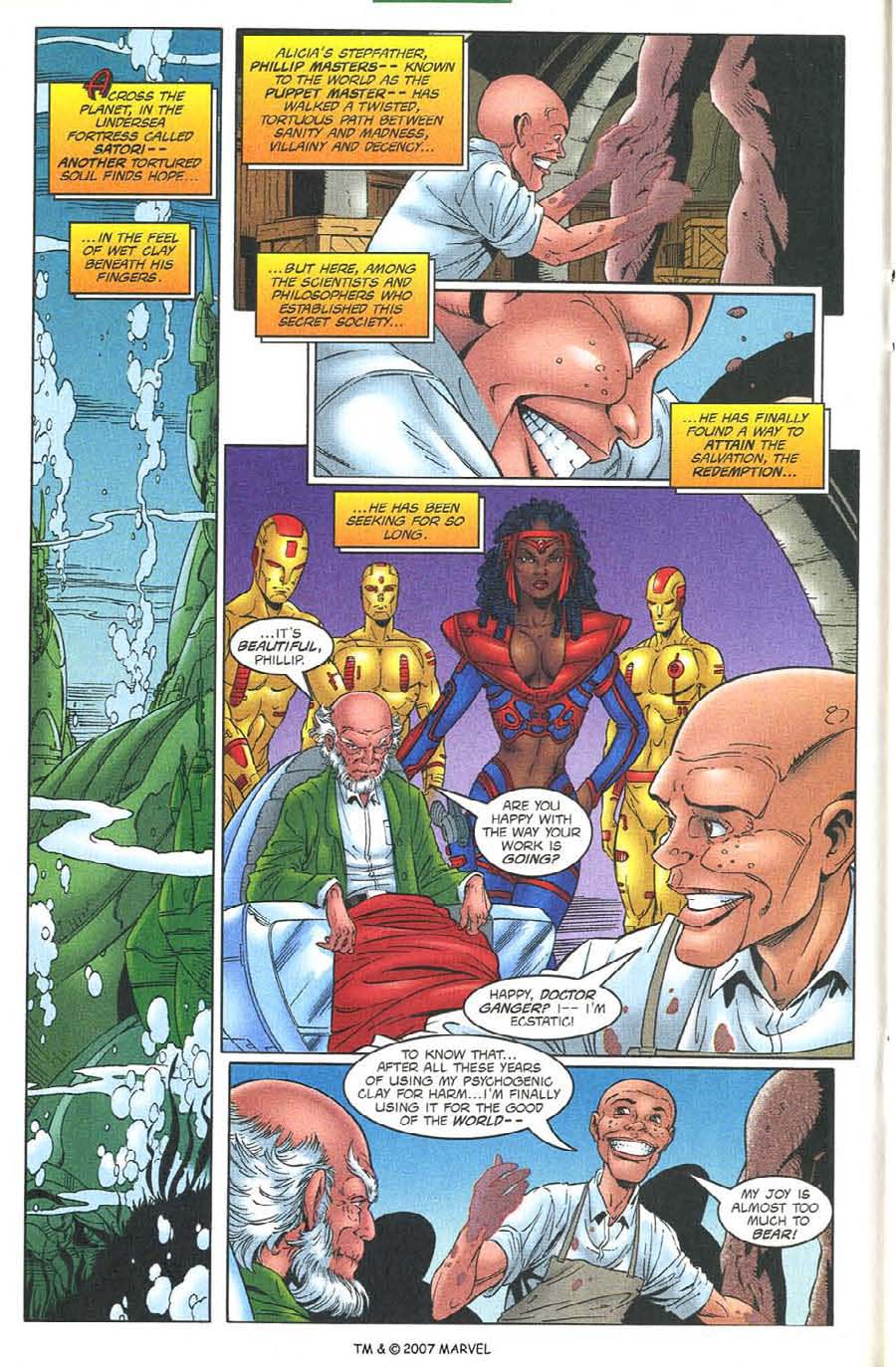 Read online Silver Surfer (1987) comic -  Issue #134 - 18