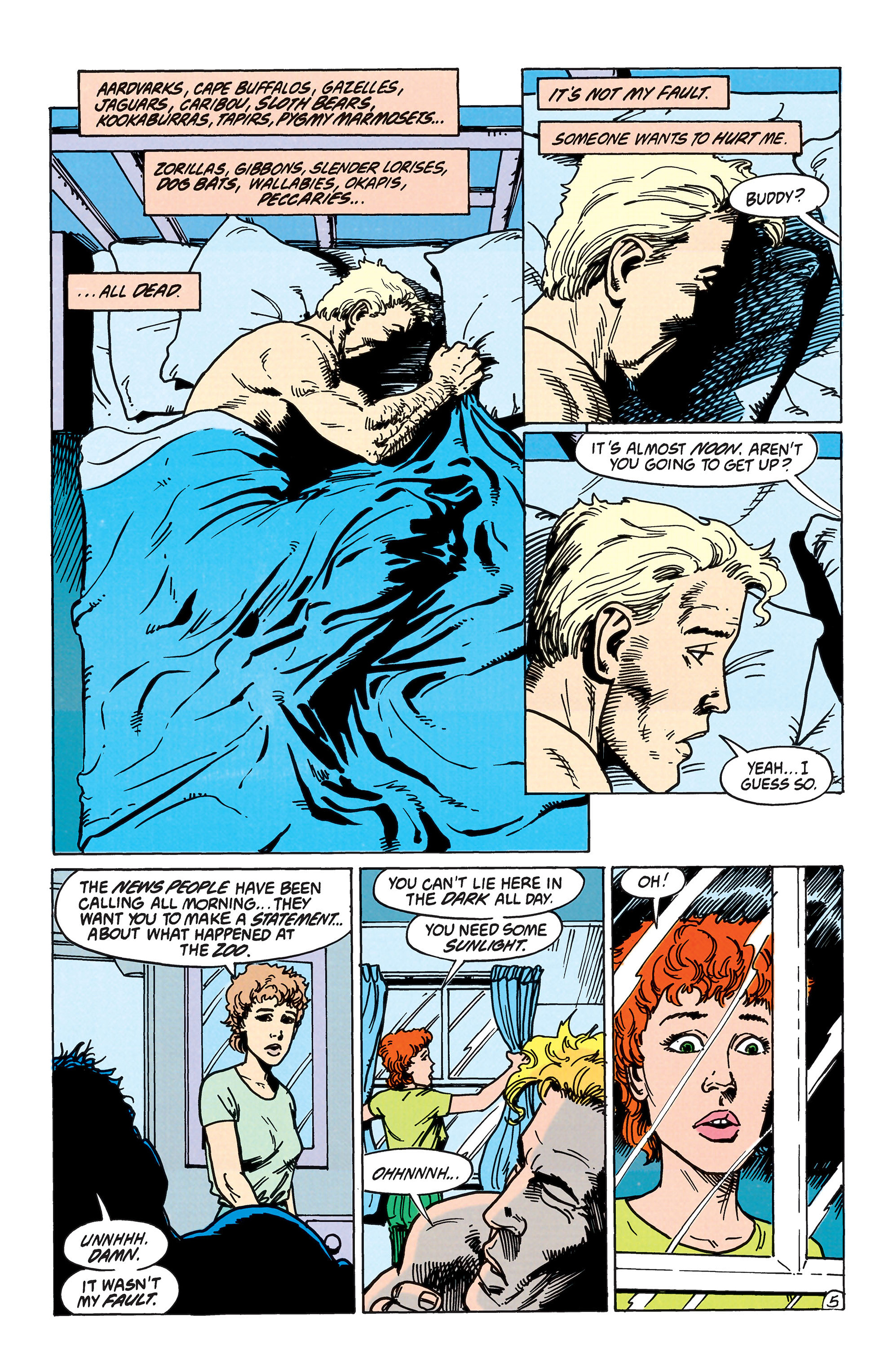 Read online Animal Man (1988) comic -  Issue #38 - 6