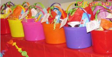 Kids party giveaways ideas