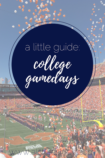 Comprehensive Guide to College Gamedays