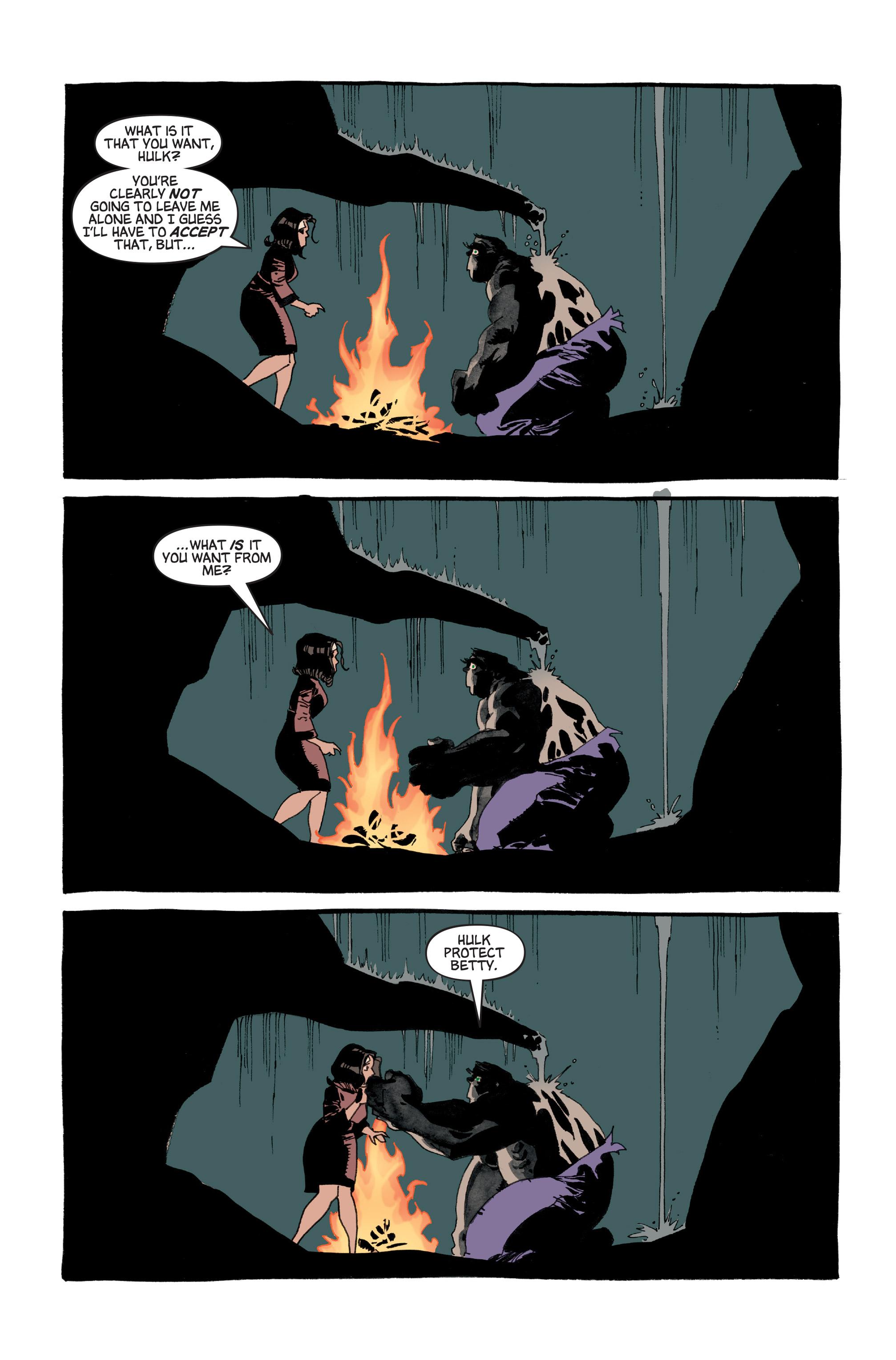 Read online Hulk: Gray comic -  Issue #5 - 20