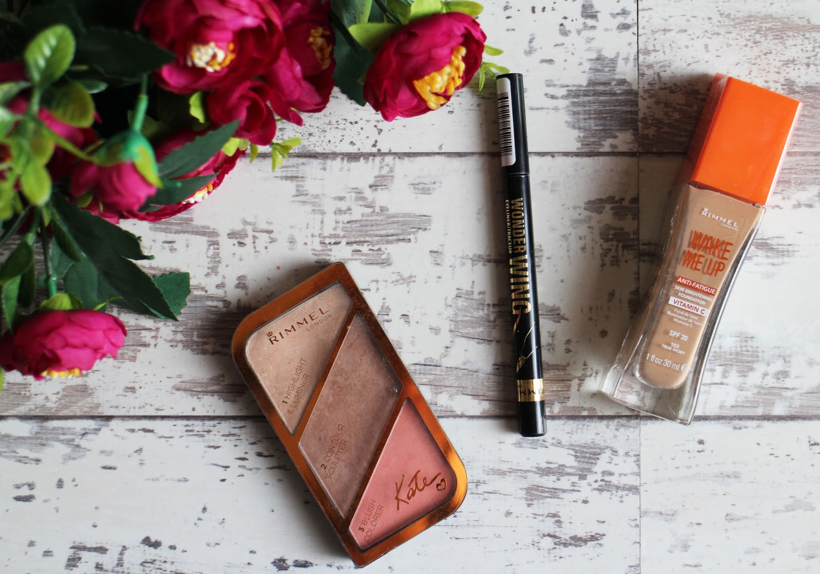 Three Picks | Rimmel