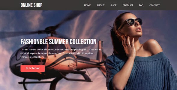 responsvie ecommerce theme