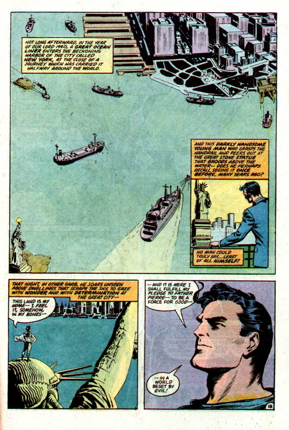 Read online Secret Origins (1986) comic -  Issue #21 - 42