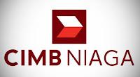 Bantal Promosi  CIMB NIAGA