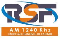 Rádio São Francisco AM de Canindé Ceará online pela net..