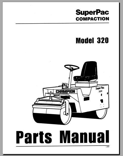 Technology News Otohui: SUPERPAC COMPACTION MODEL 320