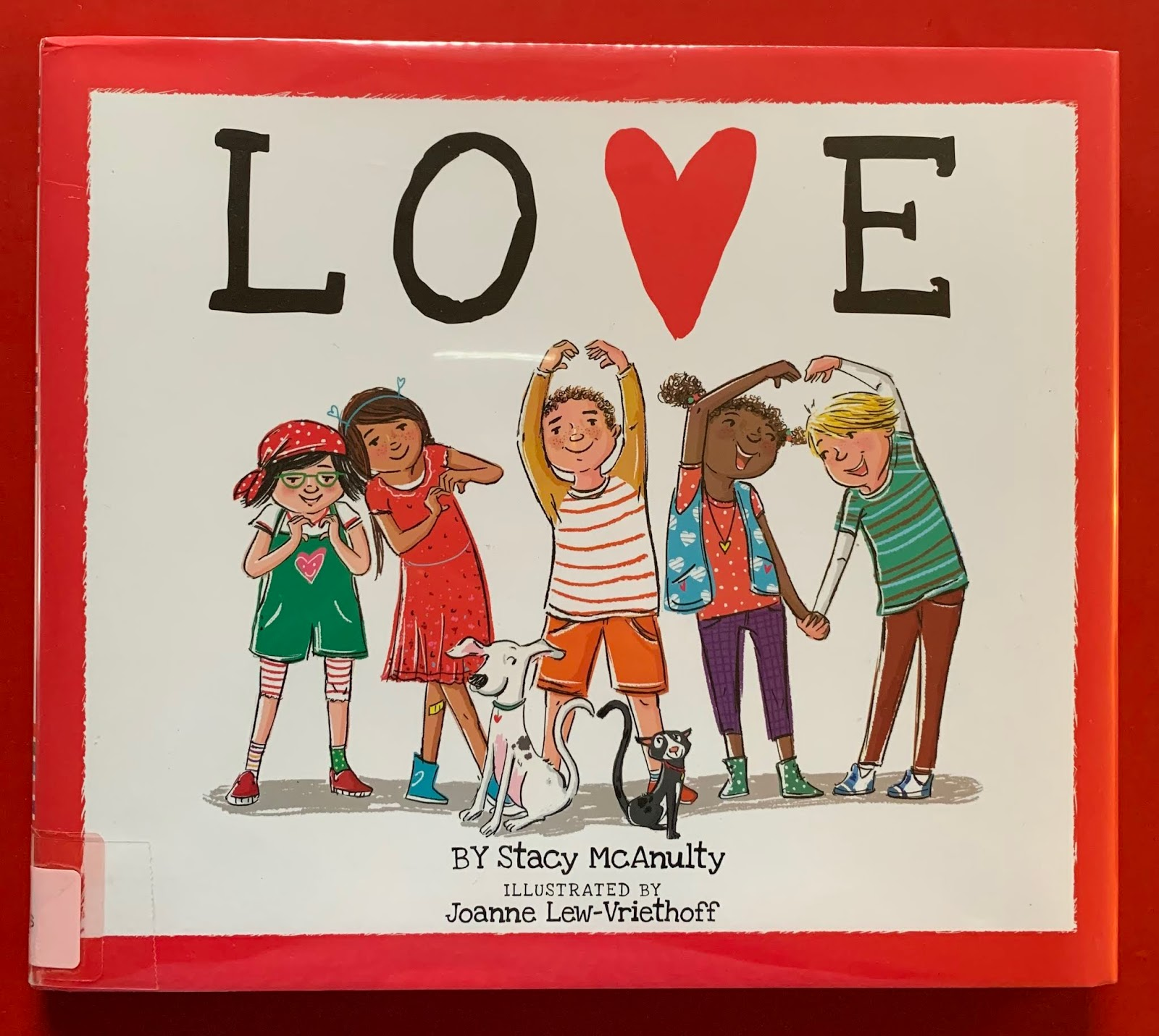 Picture Book Theology: It's Love! - a Little Late