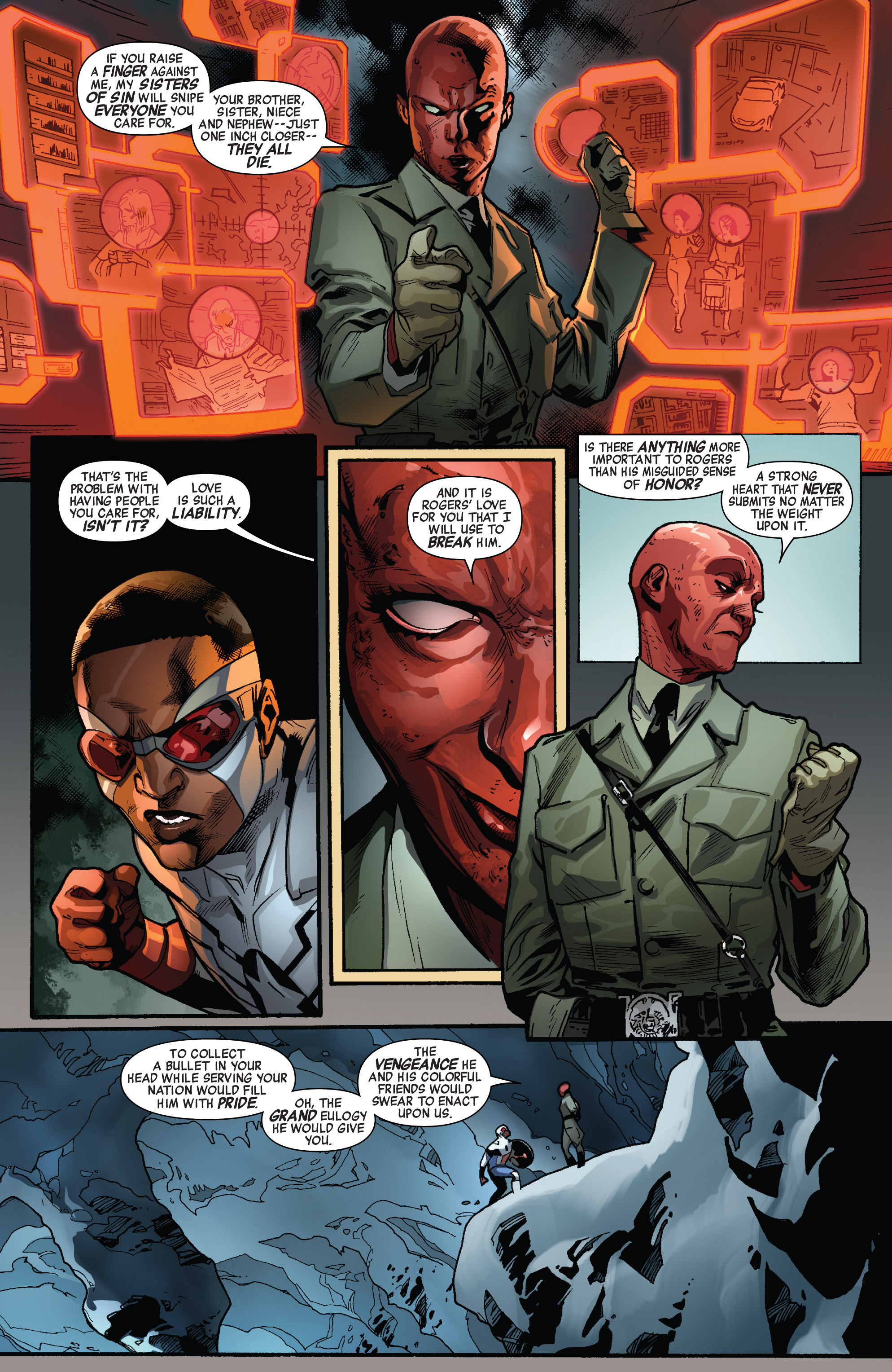Read online All-New Captain America comic -  Issue #3 - 13