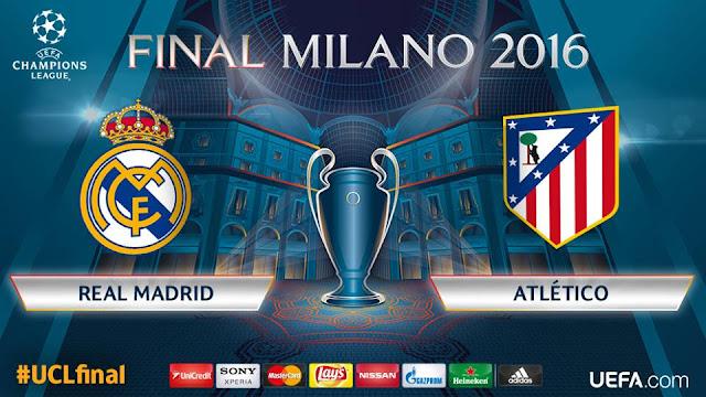 Real Madrid vs Atletico Madrid Live