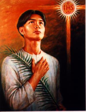 Feast of St. Pedro Calungsod