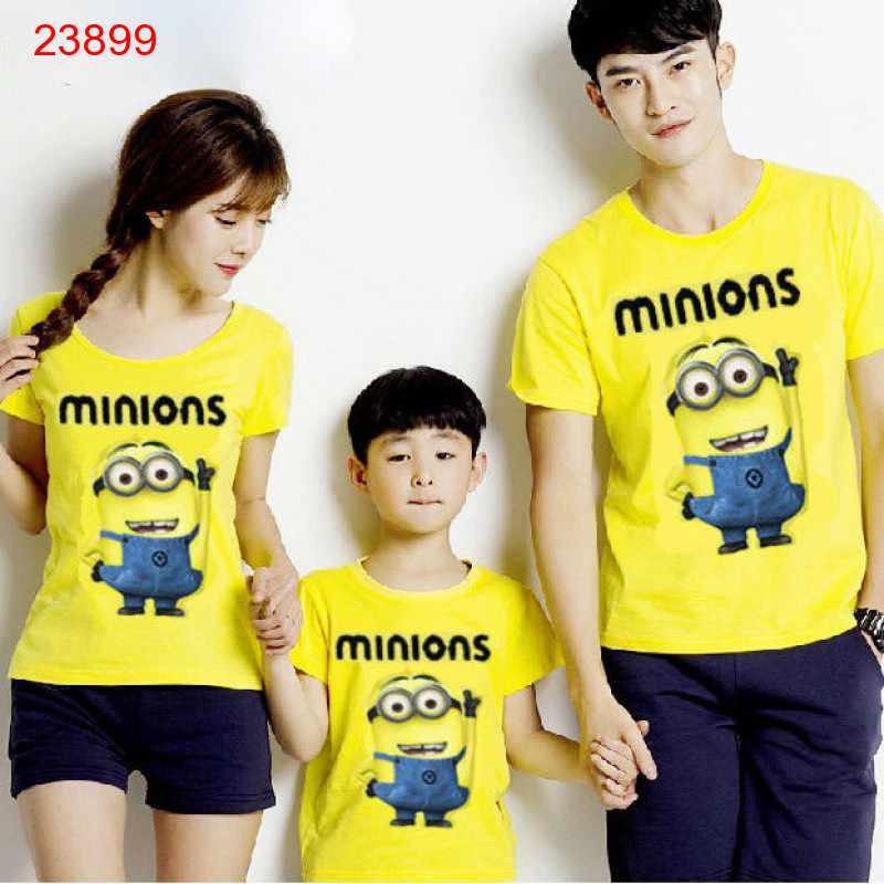 Jual Couple Keluarga FM Minion Bob - 23899