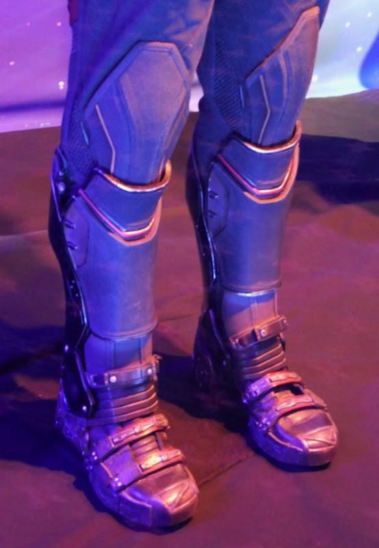 Falcon costume legs boots Avengers