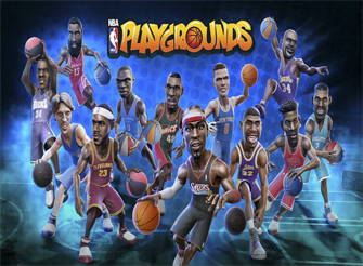 NBA Playgrounds [Full] [Español] [MEGA]