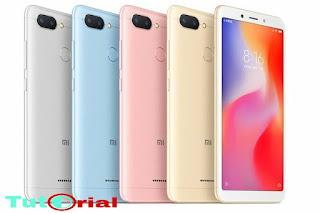 ponsel Xiaomi Redmi 6A dan Spesifikasinya