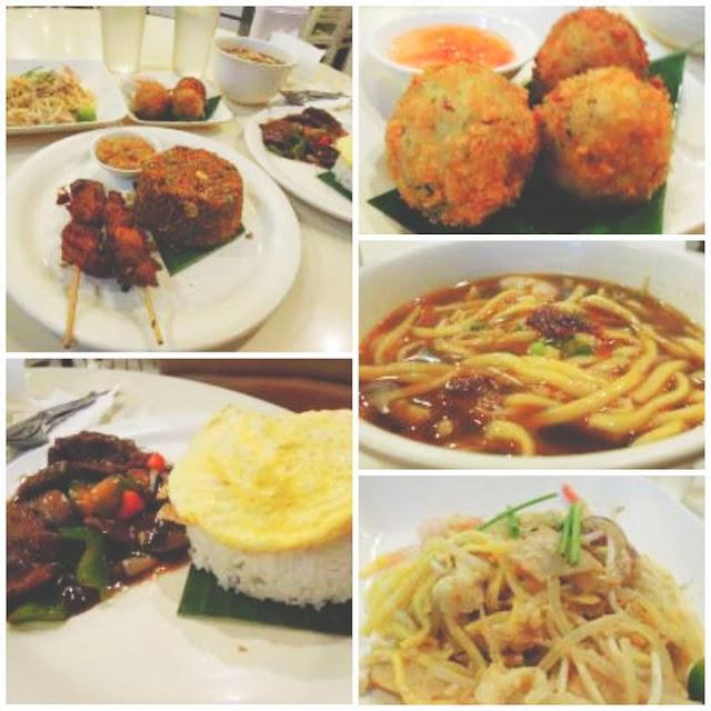 Food at My Singapore Street Food