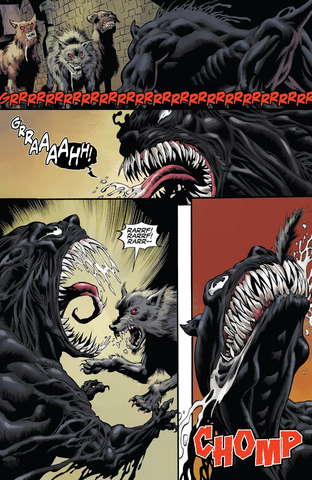 Read online Web of Venom: Unleashed comic -  Issue # Full - 11