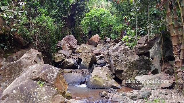 Tempat Wisata Air Terjun Tedunan Desa Sitiluhur Kecamatan Gembong Kabupaten Pati Jawa Tengah