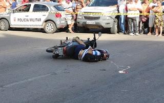 PM é assassinado a tiros a caminho do trabalho