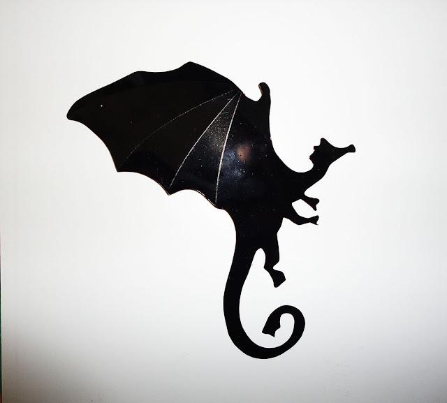 Dragões na parede
