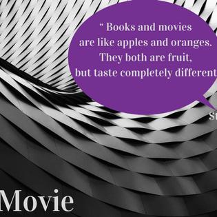 Book Vs. Movie #2: Twilight - by Stephenie Meyer