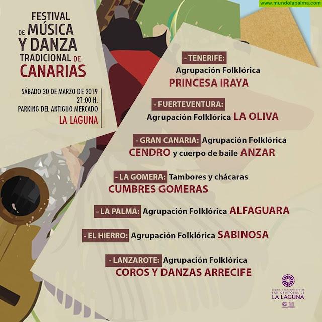 ALFAGUARA: Festival de Música y Danza tradicional de Canarias