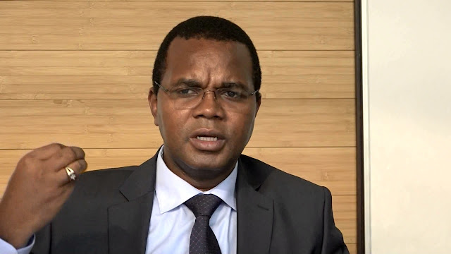 Wilfred Musau, Managing Director, National Bank of Kenya