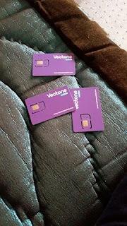 صورة اثباث وصول البطاقة من مدونة cbc للمجانيات