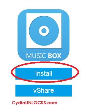 Cydia Unlocks: Music Box App - LinkTunes Alternative