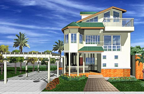 New home designs latest modern home designs exterior for Modern house 46