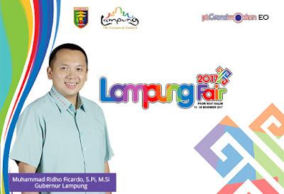 Lampung Fair 2017, Etalase Pembangunan Lampung