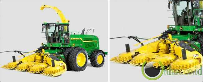 The Forage Harvester