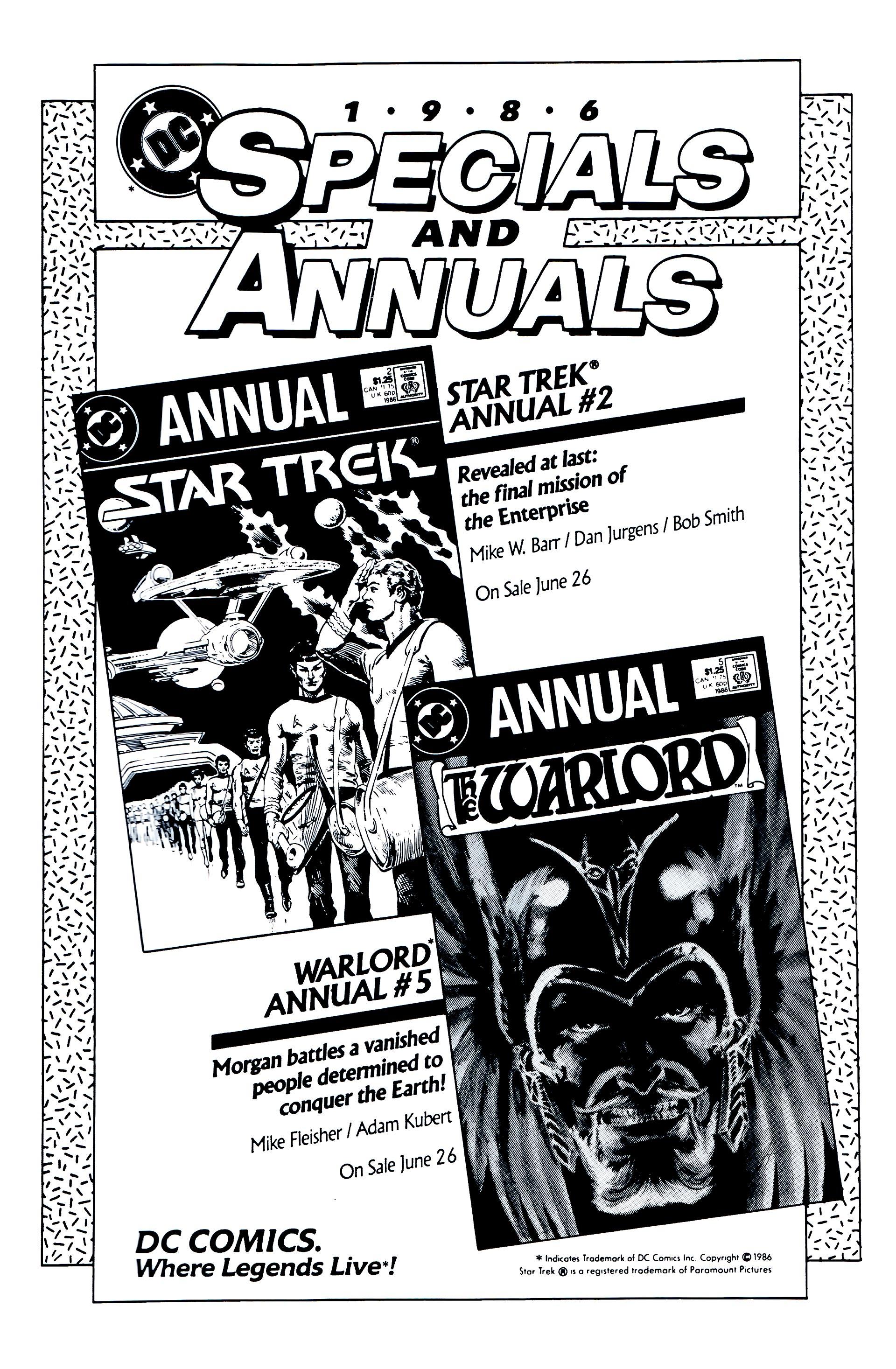 Read online Secret Origins (1986) comic -  Issue #6 - 51