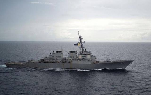 Tàu hải quân USS Decatur của Mỹ