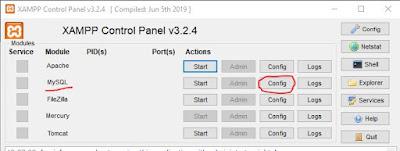 Cara Mengatasi Access Danied di phpMyAdmin XAMPP yang Sudah Saya Buktikan
