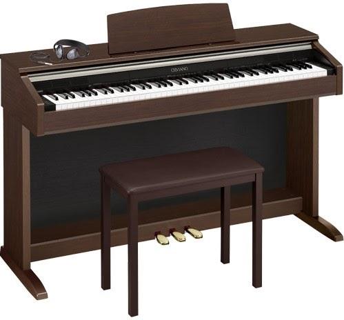 azpianonews reviews review casio ap220 ap420 celviano digital pianos very nice for. Black Bedroom Furniture Sets. Home Design Ideas