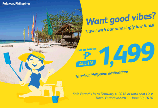 Cebu Pacific Philippine Destinations 2016