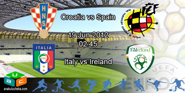 EURO%2B2012 Croatia vs Spain | EURO 2012 | Live Streaming