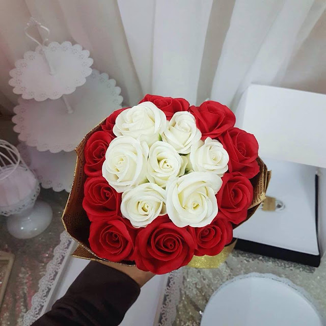 Hoa hong sap thom vinh cuu tai Linh Lang