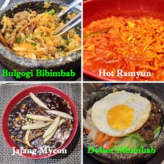 makanan khas korea selatan yang terkenal