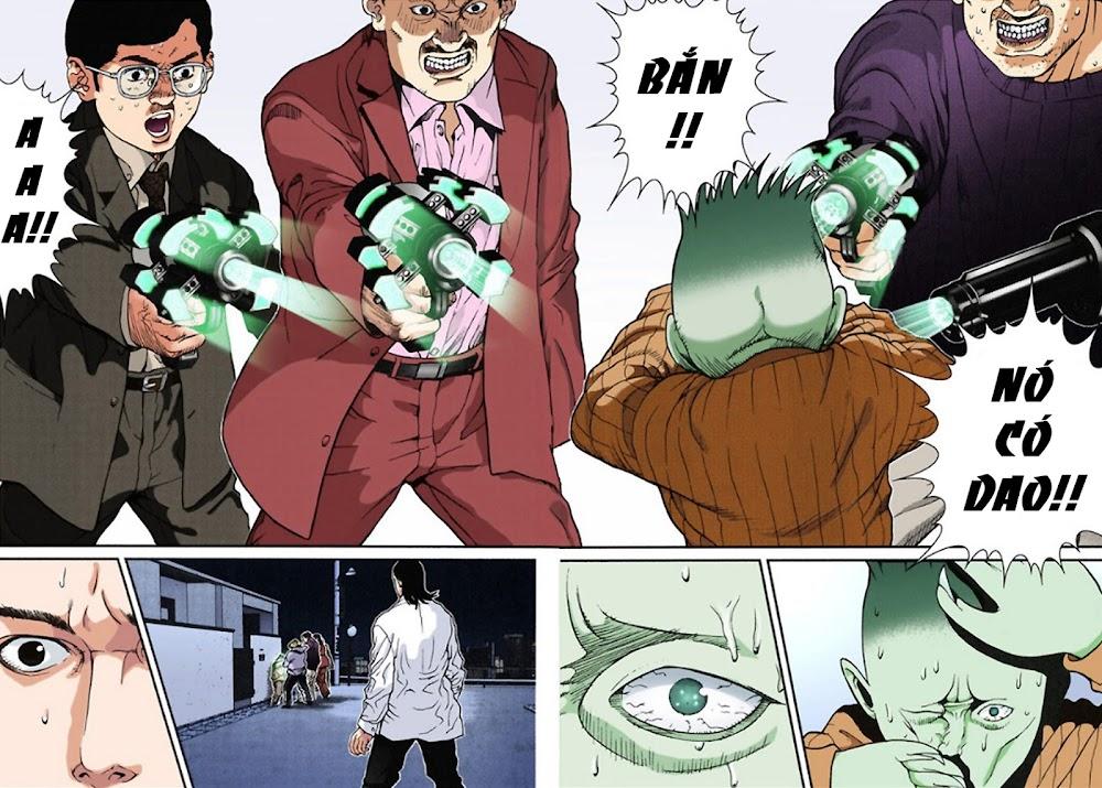 Gantz Chap 07: Không hài hòa trang 15