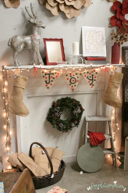 DIY Christmas Decor: Paper Mache Reindeer Makeover!