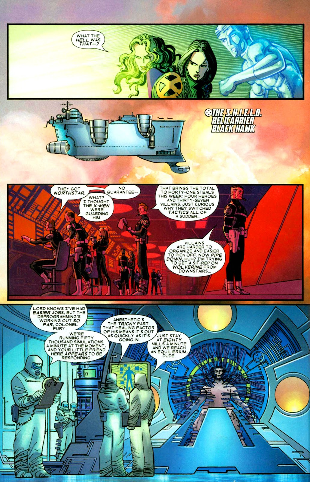 Read online Wolverine (2003) comic -  Issue #26 - 15