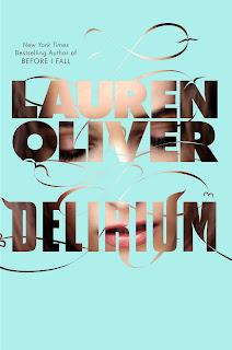 "News: Capa de ""Delirio"", da autora Lauren Oliver. 14"