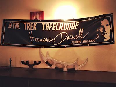Star Trek Tafelrunde Stammtisch