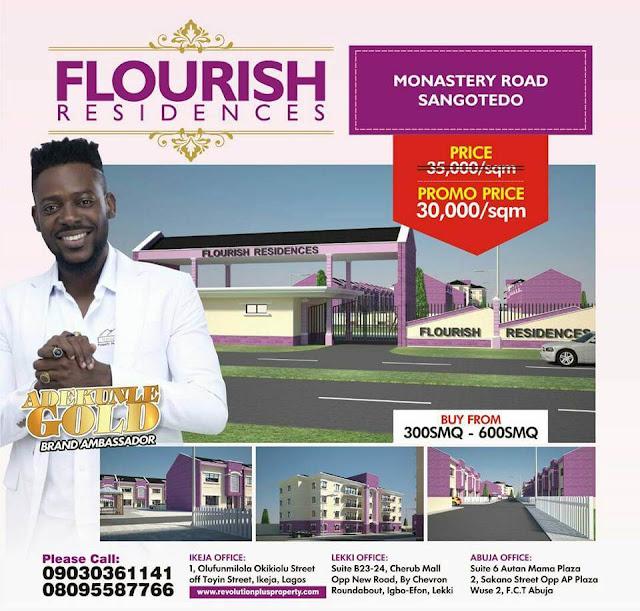 Flourish Residence Multiple View
